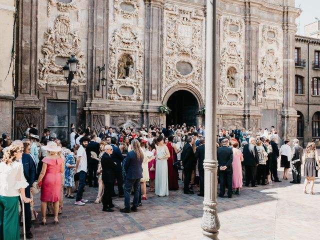 La boda de Vicente y Adriana en Pedrola, Zaragoza 40