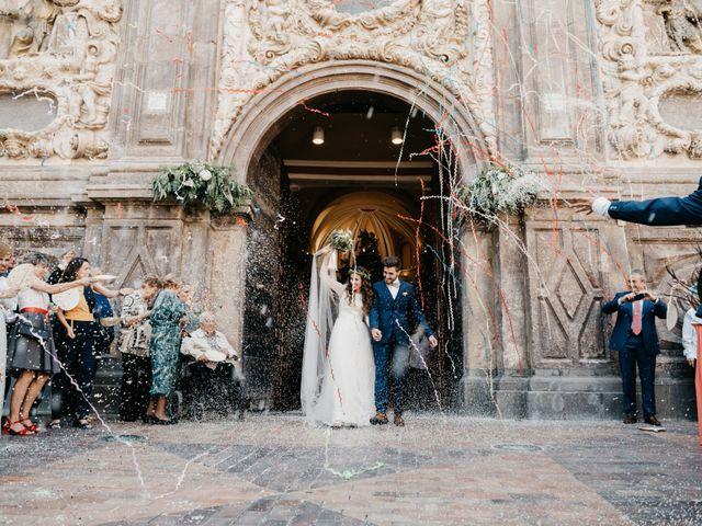 La boda de Vicente y Adriana en Pedrola, Zaragoza 46