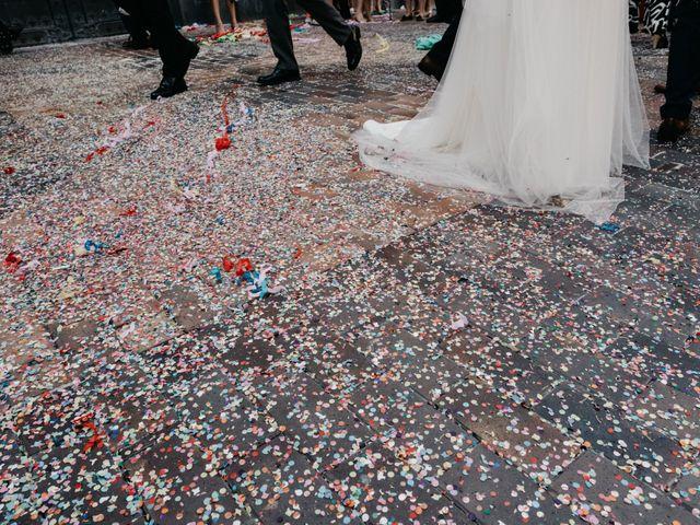 La boda de Vicente y Adriana en Pedrola, Zaragoza 48