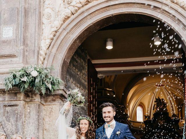 La boda de Vicente y Adriana en Pedrola, Zaragoza 49