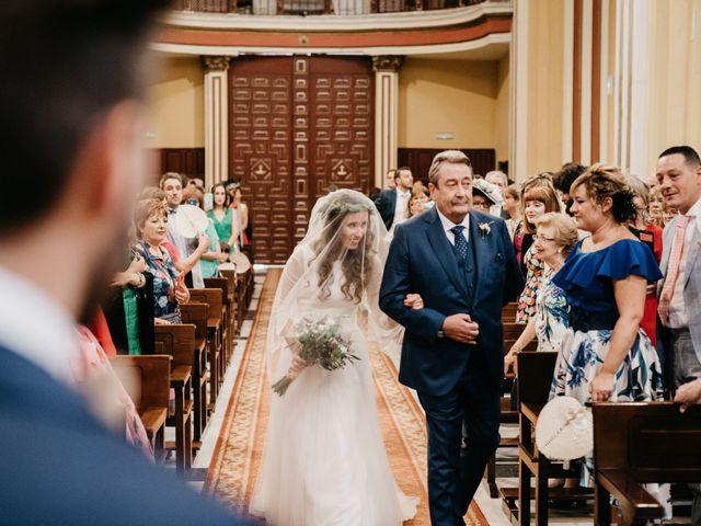 La boda de Vicente y Adriana en Pedrola, Zaragoza 54