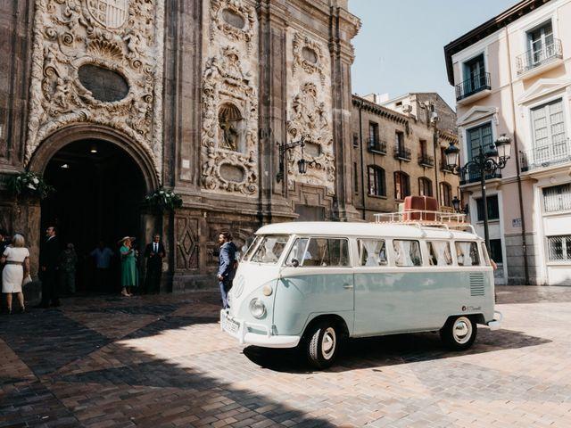 La boda de Vicente y Adriana en Pedrola, Zaragoza 55
