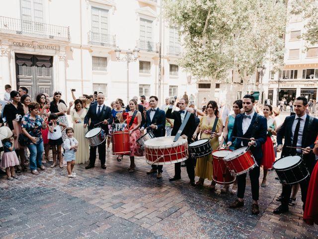 La boda de Vicente y Adriana en Pedrola, Zaragoza 78