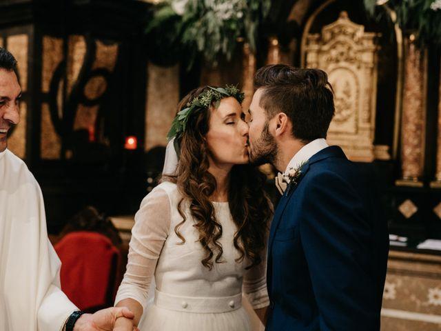 La boda de Vicente y Adriana en Pedrola, Zaragoza 91