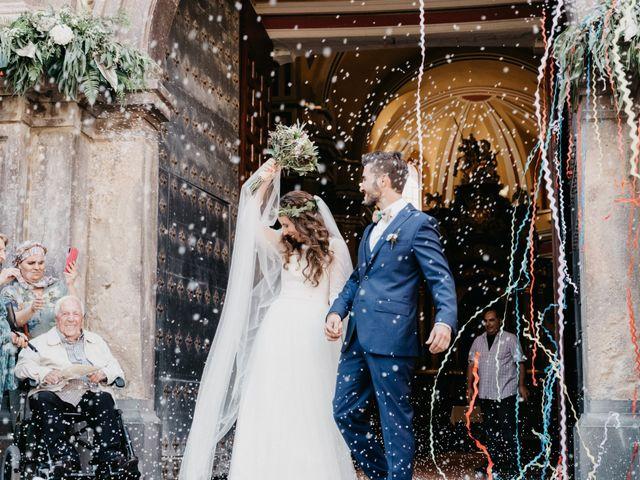 La boda de Vicente y Adriana en Pedrola, Zaragoza 99