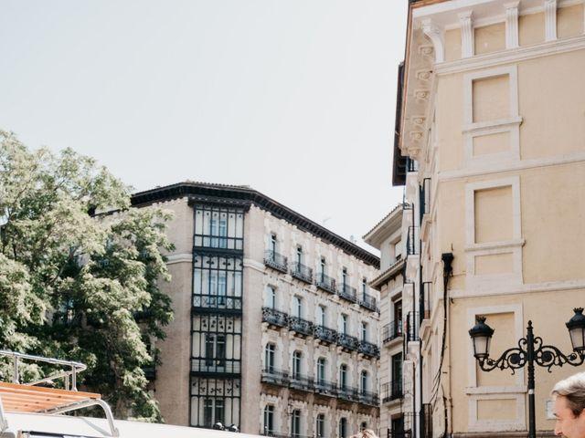 La boda de Vicente y Adriana en Pedrola, Zaragoza 107