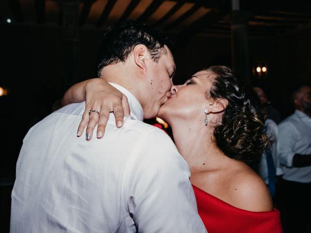 La boda de Vicente y Adriana en Pedrola, Zaragoza 112