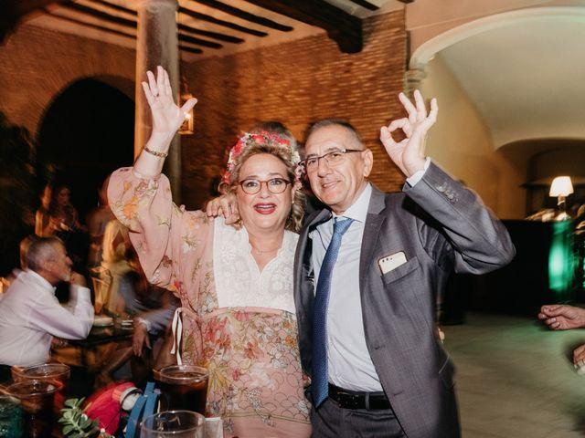 La boda de Vicente y Adriana en Pedrola, Zaragoza 121