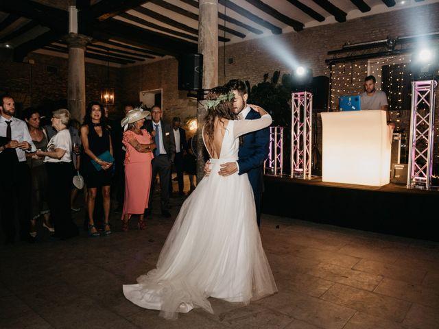 La boda de Vicente y Adriana en Pedrola, Zaragoza 122