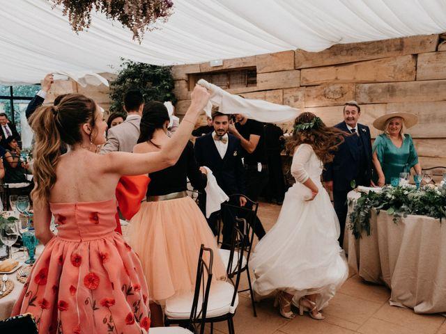 La boda de Vicente y Adriana en Pedrola, Zaragoza 130