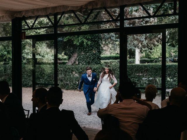 La boda de Vicente y Adriana en Pedrola, Zaragoza 131
