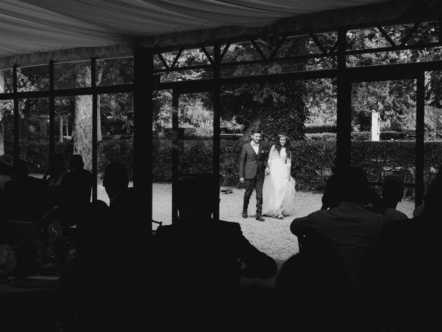 La boda de Vicente y Adriana en Pedrola, Zaragoza 132