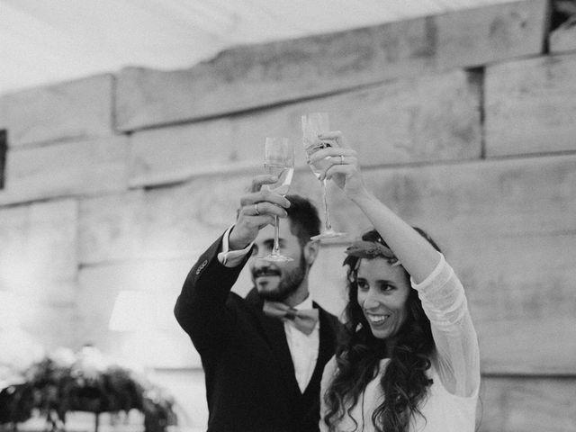 La boda de Vicente y Adriana en Pedrola, Zaragoza 139