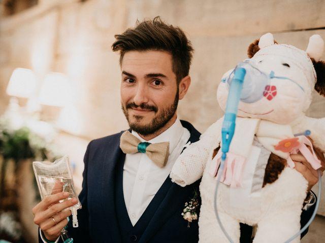 La boda de Vicente y Adriana en Pedrola, Zaragoza 142