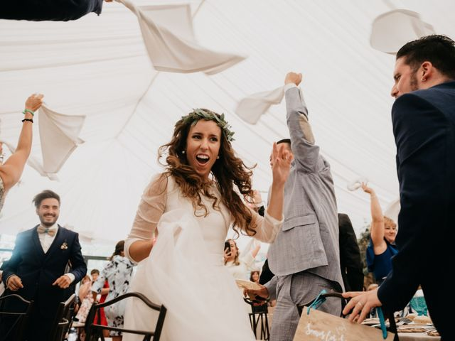 La boda de Vicente y Adriana en Pedrola, Zaragoza 143