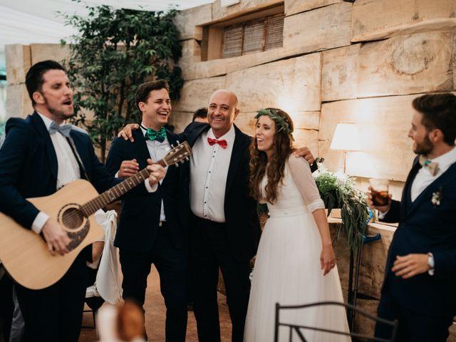 La boda de Vicente y Adriana en Pedrola, Zaragoza 145