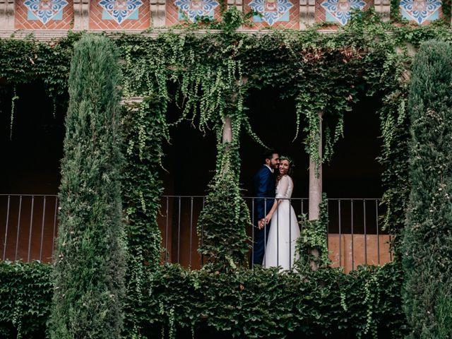 La boda de Vicente y Adriana en Pedrola, Zaragoza 152