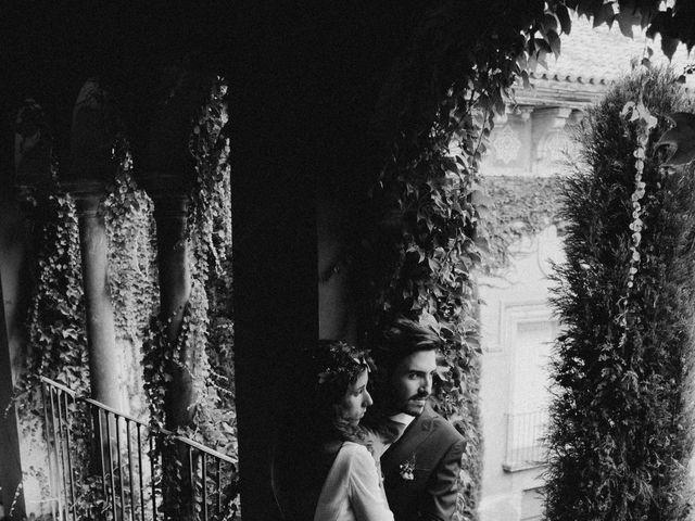 La boda de Vicente y Adriana en Pedrola, Zaragoza 155