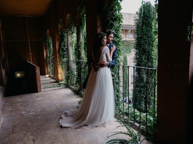 La boda de Vicente y Adriana en Pedrola, Zaragoza 156