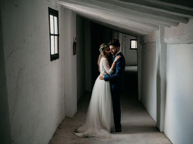 La boda de Vicente y Adriana en Pedrola, Zaragoza 158