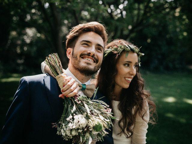 La boda de Vicente y Adriana en Pedrola, Zaragoza 159