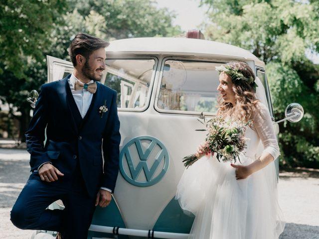 La boda de Vicente y Adriana en Pedrola, Zaragoza 164