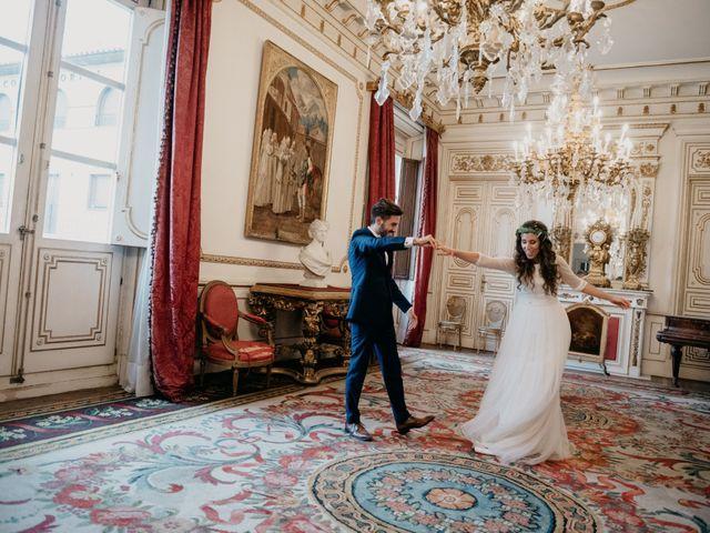 La boda de Vicente y Adriana en Pedrola, Zaragoza 167