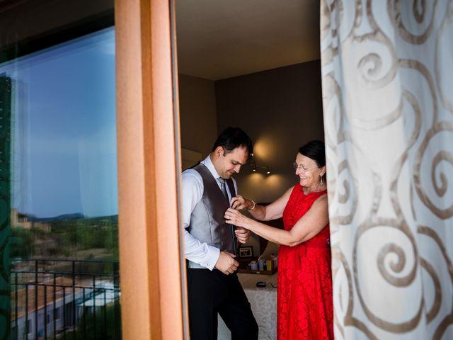 La boda de Xisco y Nuria en Calvià, Islas Baleares 10