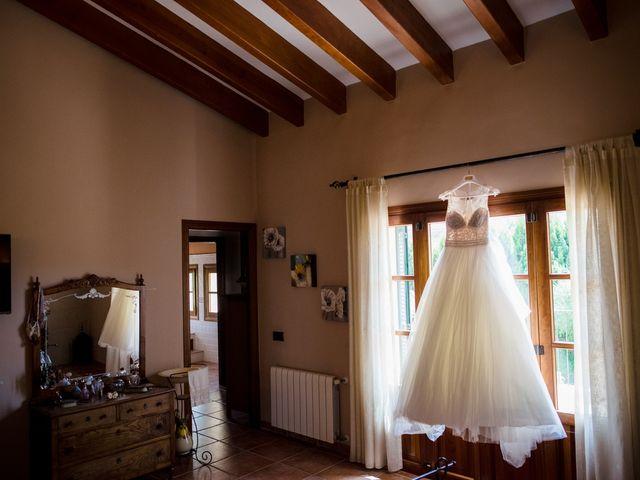 La boda de Xisco y Nuria en Calvià, Islas Baleares 18