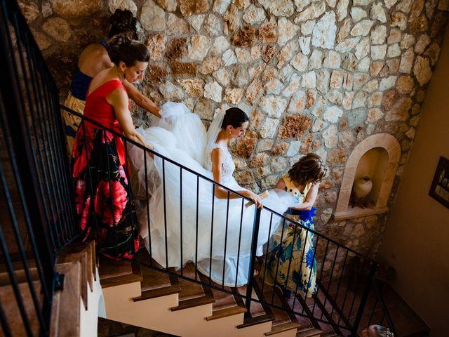 La boda de Xisco y Nuria en Calvià, Islas Baleares 28