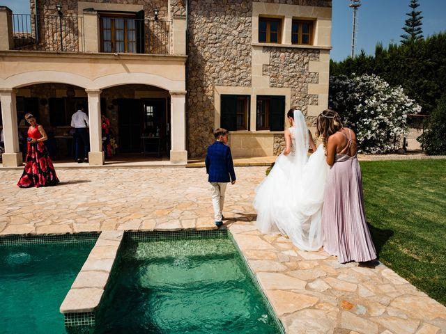 La boda de Xisco y Nuria en Calvià, Islas Baleares 31
