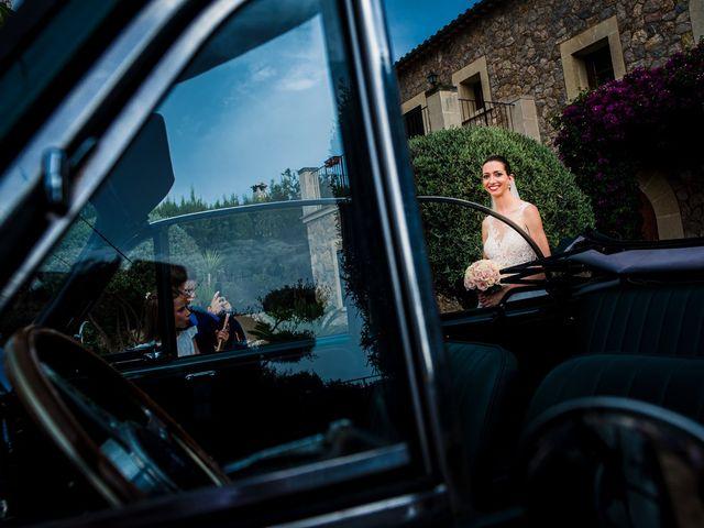 La boda de Xisco y Nuria en Calvià, Islas Baleares 39