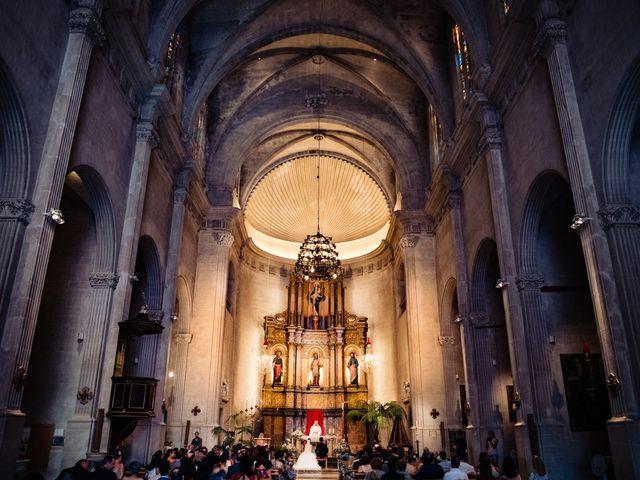 La boda de Xisco y Nuria en Calvià, Islas Baleares 2