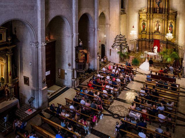 La boda de Xisco y Nuria en Calvià, Islas Baleares 45