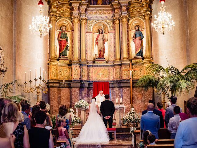 La boda de Xisco y Nuria en Calvià, Islas Baleares 46