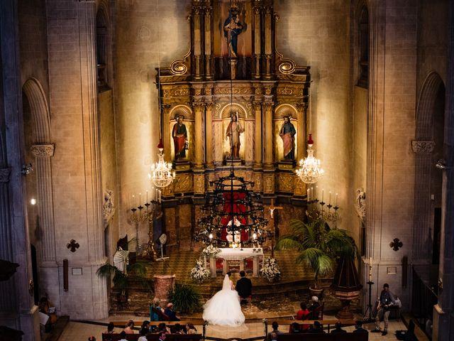 La boda de Xisco y Nuria en Calvià, Islas Baleares 49