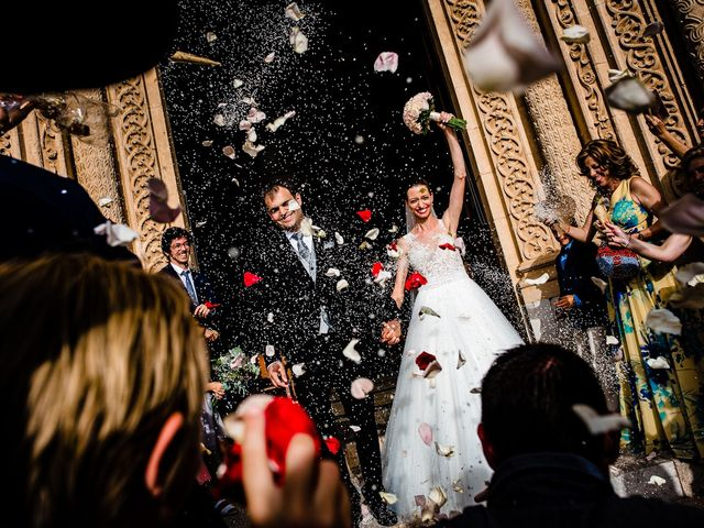 La boda de Nuria y Xisco