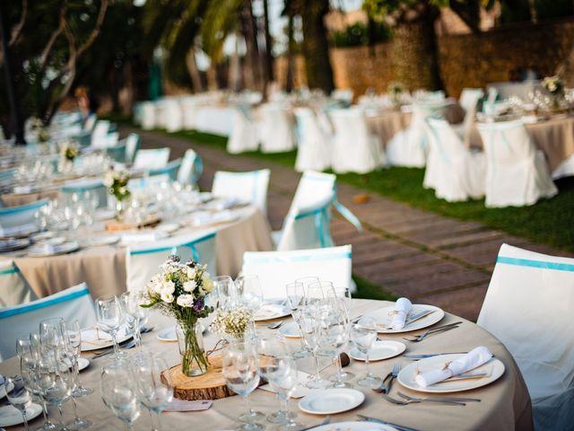 La boda de Xisco y Nuria en Calvià, Islas Baleares 55