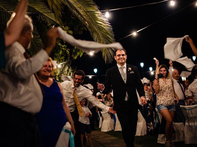 La boda de Xisco y Nuria en Calvià, Islas Baleares 58