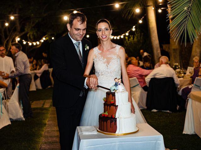 La boda de Xisco y Nuria en Calvià, Islas Baleares 62
