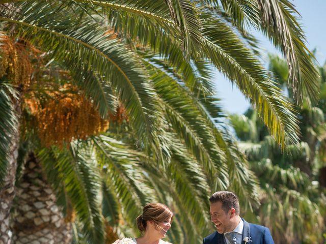 La boda de Miquel y Davinia en Sant Carles De La Rapita, Tarragona 3