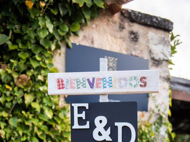 La boda de Dani y Ester en Sotos De Sepulveda, Segovia 3