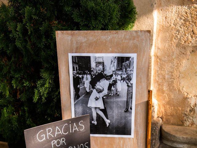 La boda de Dani y Ester en Sotos De Sepulveda, Segovia 4