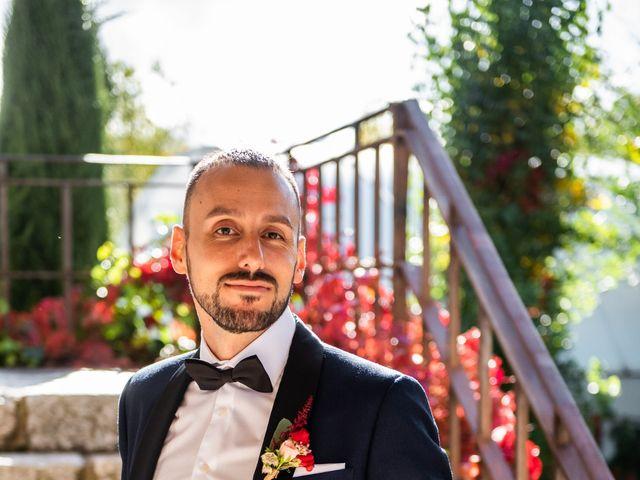 La boda de Dani y Ester en Sotos De Sepulveda, Segovia 12
