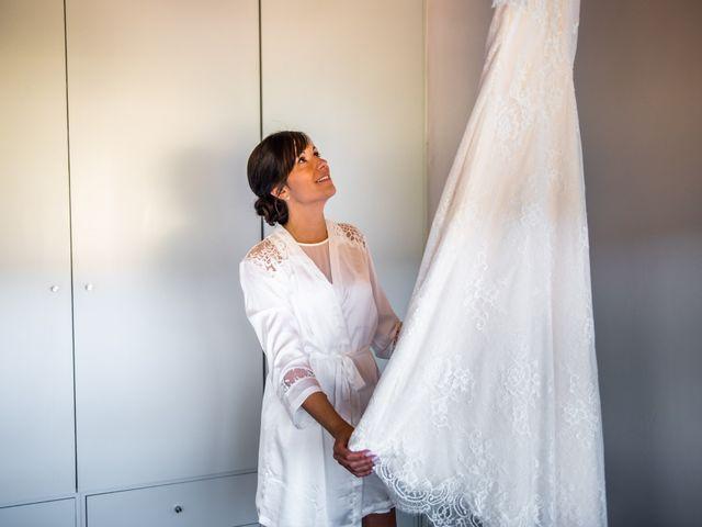 La boda de Dani y Ester en Sotos De Sepulveda, Segovia 17