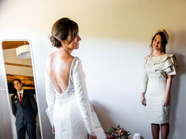 La boda de Dani y Ester en Sotos De Sepulveda, Segovia 26