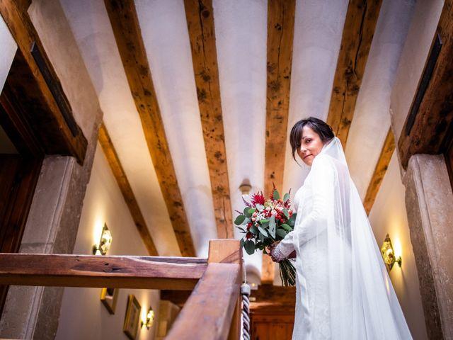 La boda de Dani y Ester en Sotos De Sepulveda, Segovia 33