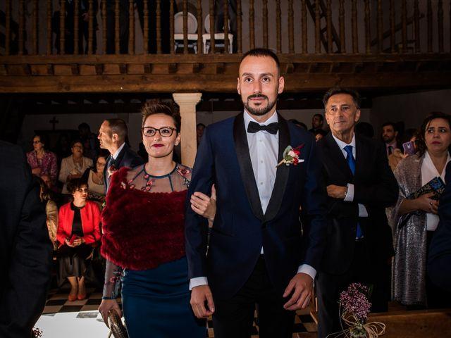 La boda de Dani y Ester en Sotos De Sepulveda, Segovia 35