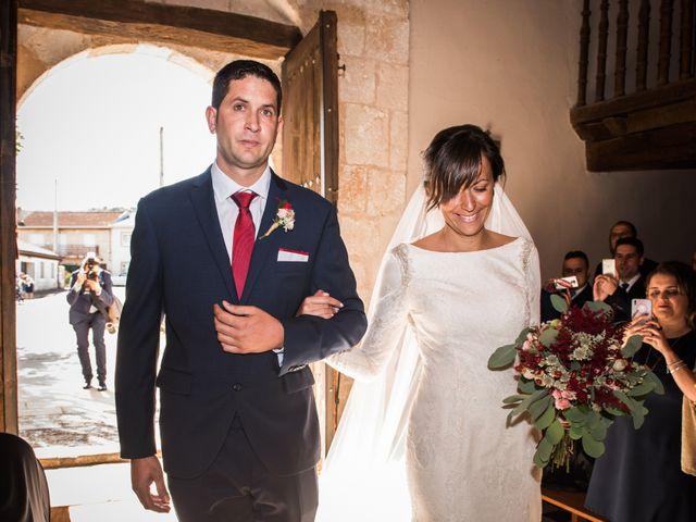 La boda de Dani y Ester en Sotos De Sepulveda, Segovia 37