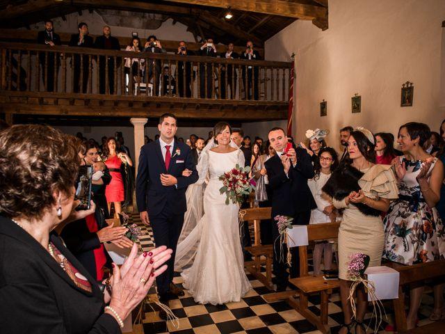 La boda de Dani y Ester en Sotos De Sepulveda, Segovia 38
